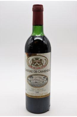 Camensac 1981 - PROMO -10% !