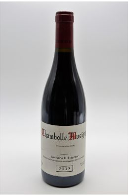 Georges Roumier Chambolle Musigny 2009
