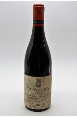 Comte Georges de Vogue Musigny 1997 - PROMO -5% !