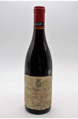 Comte Georges de Vogue Musigny 1999 -5% DISCOUNT !