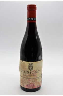 Comte Georges de Vogue Musigny 2001 -5% DISCOUNT !