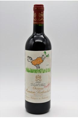 Mouton Rothschild 1999 - PROMO -5% !