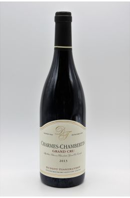 Dupont Tisserandot Charmes Chambertin 2013