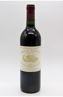 Château Margaux 1990 - PROMO -5% !