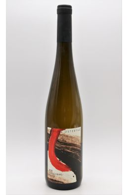 Ostertag Alsace Grand cru Riesling Muenchberg 2018