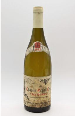 Vincent Dauvissat Chablis Grand cru Les Preuses 2012 - PROMO -5% !