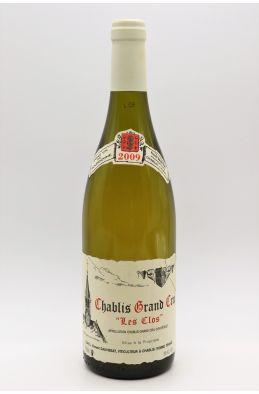 Vincent Dauvissat Chablis Grand cru Les Clos 2009