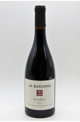 La Baronne Alaric 2015
