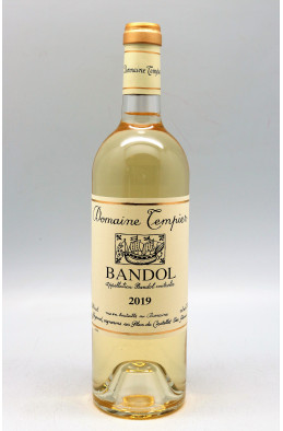 Tempier Bandol 2019 blanc