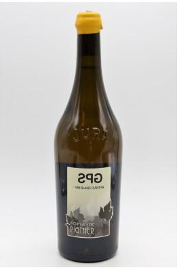 Pignier Côtes du Jura GPS Vin Blanc d'Antan 2020