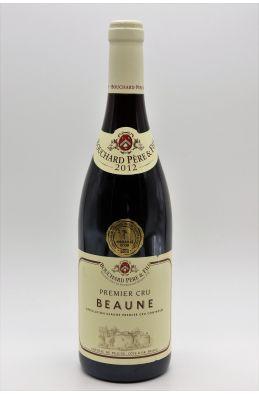 Bouchard P&F Beaune 1er cru 2012