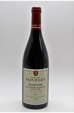 Faiveley Corton Clos des Cortons 2015