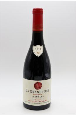 François Lamarche La Grande Rue 2015