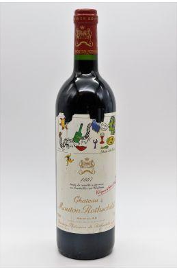 Mouton Rothschild 1997 - PROMO -10% !
