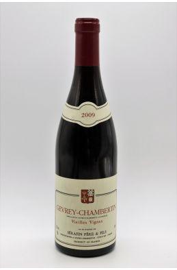 Sérafin Gevrey Chambertin Vieilles Vignes 2009