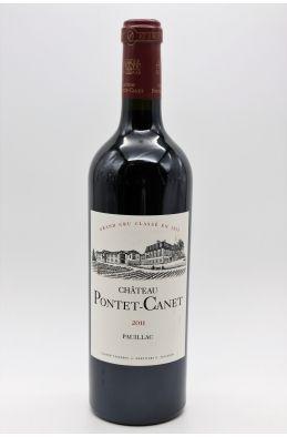 Pontet Canet 2011