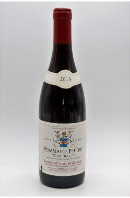 Machard de Gramont Pommard 1er cru Clos Blanc 2015