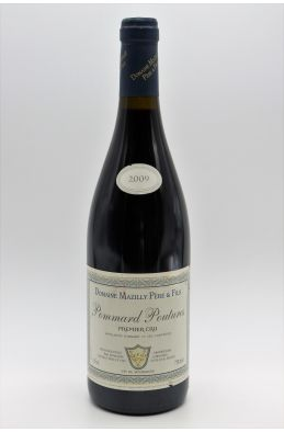 Mazilly Pommard 1er cru Les Poutures 2009