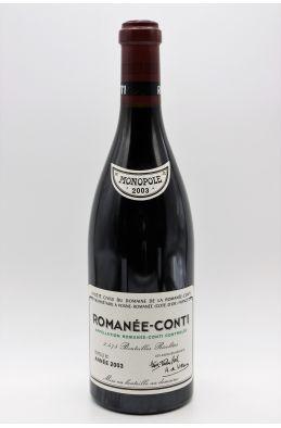Romanée Conti 2003