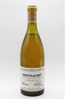 Romanée Conti Montrachet 2003