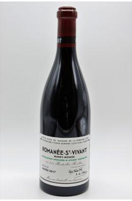 Romanée Conti Romanée Saint Vivant 2017