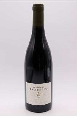 Clos des Fées Côtes du Roussillon Villages Vieilles Vignes 2017