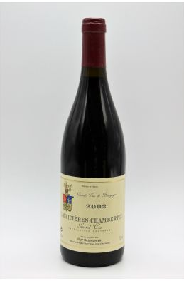 Guy Castagnier Latricières Chambertin 2002