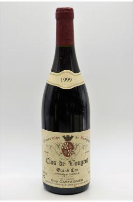 Guy Castagnier Clos Vougeot 1999