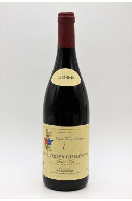 Guy Castagnier Latricières Chambertin 2000