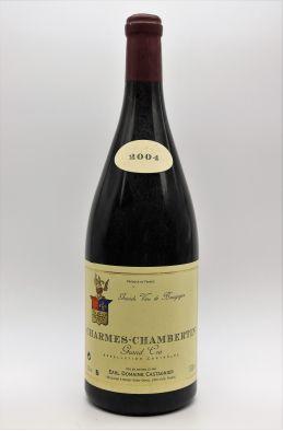 Guy Castagnier Charmes Chambertin 2004 Magnum