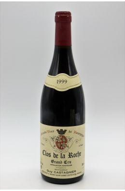 Guy Castagnier Clos de la Roche 1999