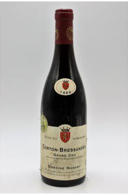 Nudant Corton Bressandes 1996