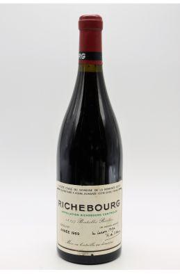 Romanée Conti Richebourg 1989 -5% DISCOUNT !