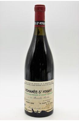 Romanée Conti Romanée Saint Vivant 1989 - PROMO -10% !