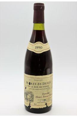 Perrot Minot Morey Saint Denis En La Rue de Vergy 1990