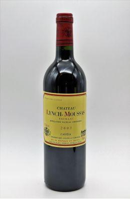 Lynch Moussas 2003