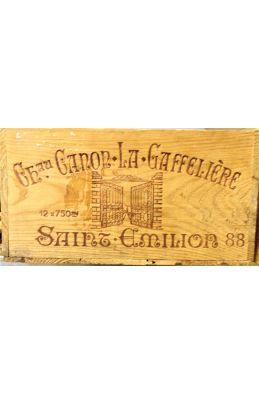 Canon La Gaffelière 1988 OWC