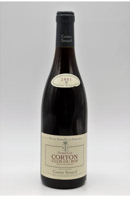 Comte Senard Corton Clos du Roi 2001