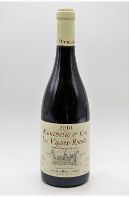 Rémi Jobard Monthélie 1er cru Les Vignes Rondes 2010
