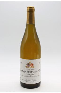 Adrien Pierarnault Chassagne Montrachet 1er cru Morgeot 1997