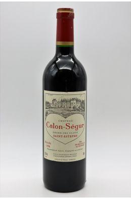 Calon Ségur 1996