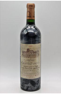 Grand Pontet 2005 - PROMO -5% !