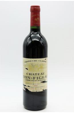 Yon Figeac 2002 -5% DISCOUNT !
