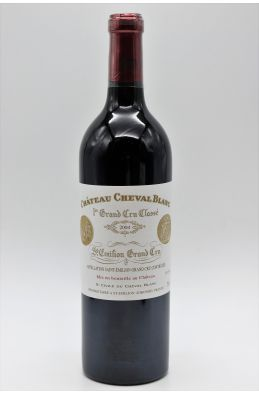 Cheval Blanc 2004