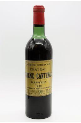 Brane Cantenac 1966 -10% DISCOUNT !