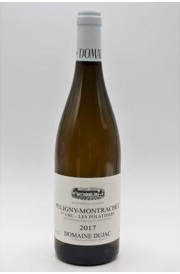 Dujac Puligny Montrachet 1er cru Les Folatières 2017