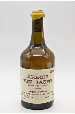 Jacques Puffeney Arbois Vin Jaune 2005 62cl