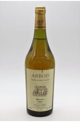 Jean Louis Tissot Arbois Réserve 2001