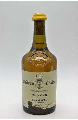 Jean Macle Château Chalon 1997 62cl