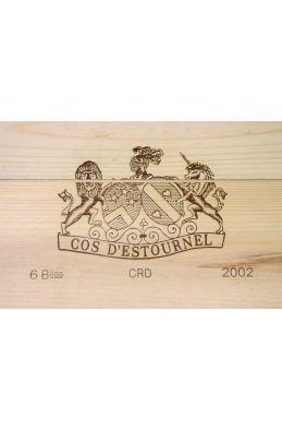 Cos d'Estournel 2002 OWC